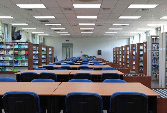 学校LED照明系统的解决方案