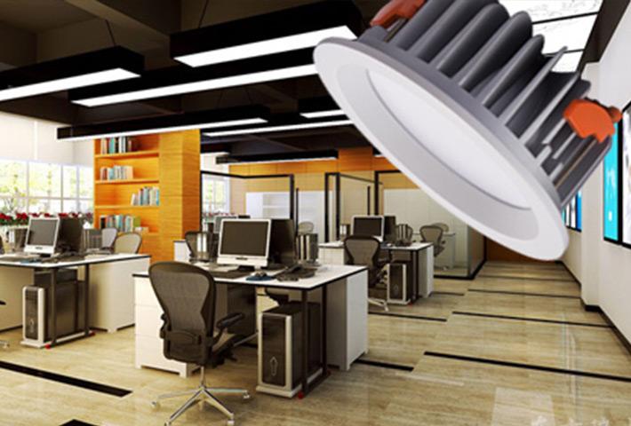 各企业加入LED商业照明市场领域竞争