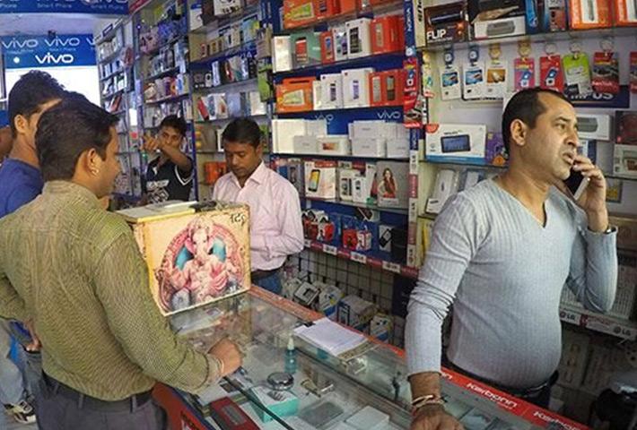 印媒称抵制活动致中国产品销量下降45%
