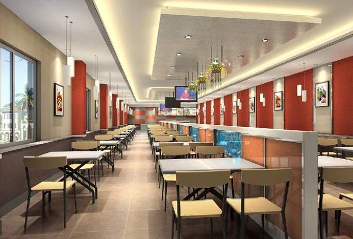 云浮象鼻灯厂家:餐饮店的灯光只是用来照明吗?不重视灯光作用你会吃大亏!