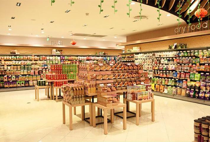 云浮斗胆灯厂家:超市卖场灯光照明的重要性