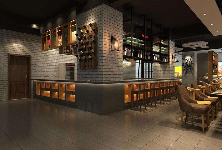 天花射灯厂家:咖啡厅设计如何运用灯光