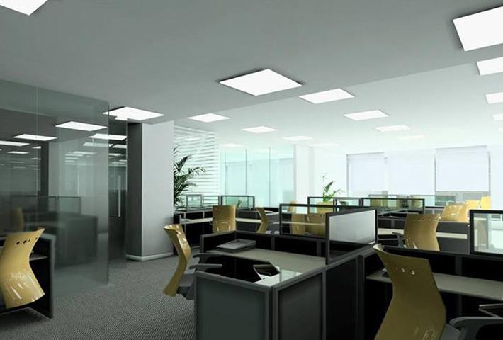 LED平板灯发光均匀性